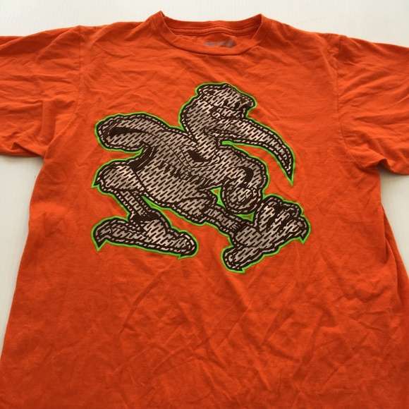 35b0e24e50 Adidas Miami Hurricanes Tee Graphic T Shirt S